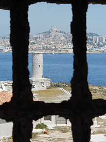 The Count of Monte Cristo's cell