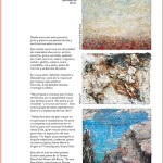The Artwork of Erick Sánchez and Cristina Córdova featured in Area Magazine