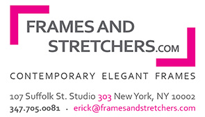 FRAMES AND STRETCHERS